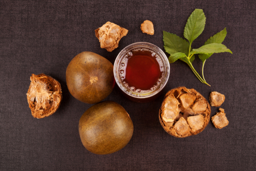 Monk fruit and its extract