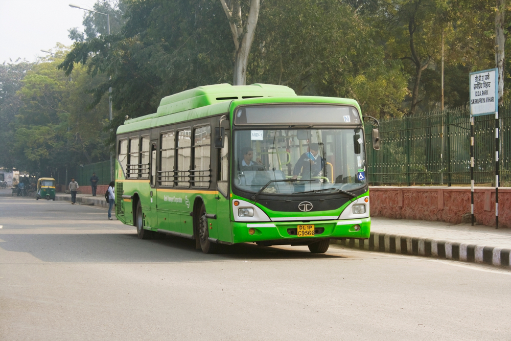 Buses- Local transport