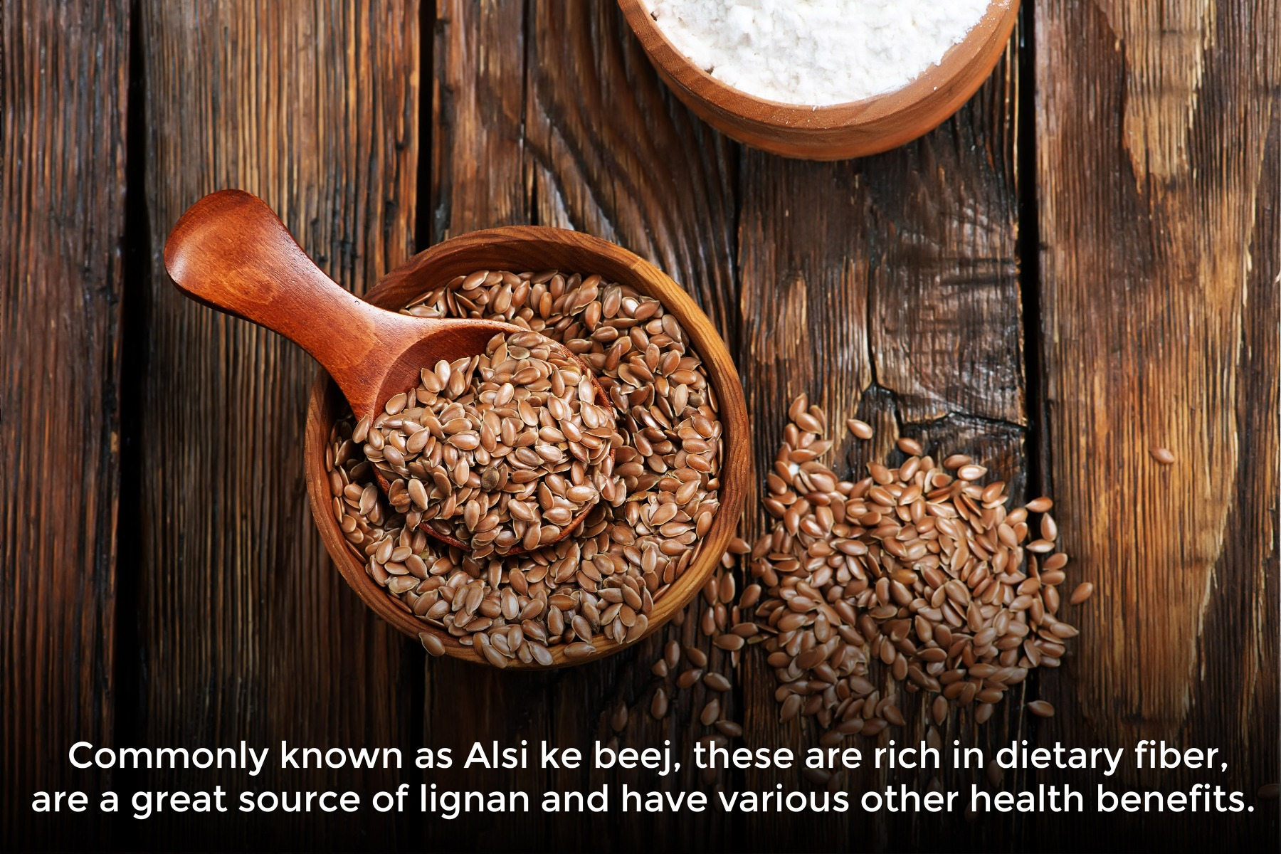 Flax seeds facts
