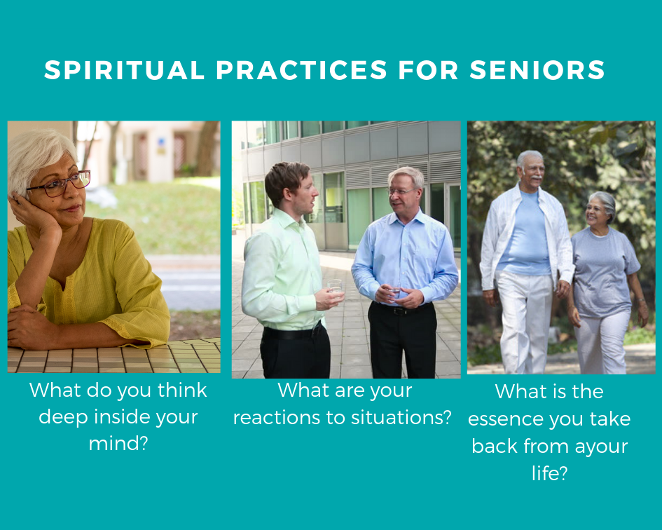 Spiritual practices for seniors